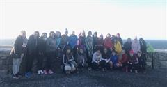 Sixth Year Geography Fieldtrip to the Burren