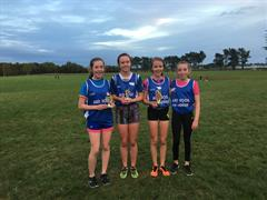 Cross Country Success for Ard Scoil Athletes