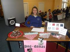 Christmas Craft Fair in the Ard Scoil