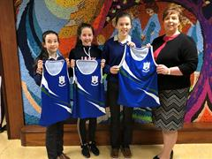 New Singlets for our Athletics and Cross Country Teams