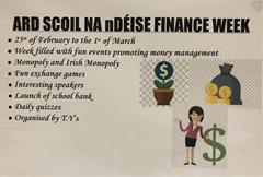 Finance Week is coming soon!