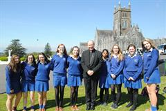 Transition Year Students Reach the end of a Very Busy Year