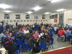 Third Year CSPE Students Organise Quiz in Aid of Cork Penny Dinners