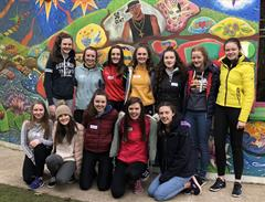 Mentor Training for Newly Appointed Cairde Girls