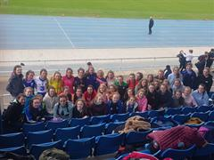 Athletics Success for Ard Scoil na nDéise Students