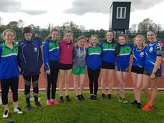 Success at the East Munster Track and Field Championships