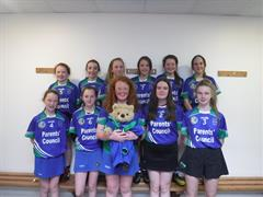 First Year Camogie Blitz