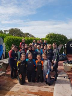 Transition Year Surfing Trip to Tramore