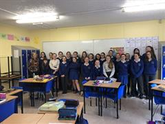 Experiences of First Year Students in Ard Scoil na nDéise