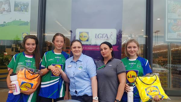 New Jerseys and Training Equipment courtesy of Lidl