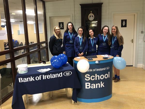 School Bank and Finance Week