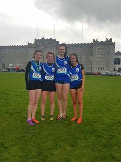 Ard Scoil na nDéise Senior Cross Country Team Claims Bronze Team Prize