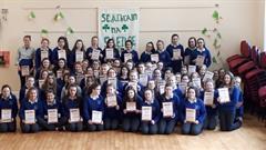 Seachtain na Gaeilge san Ard Scoil
