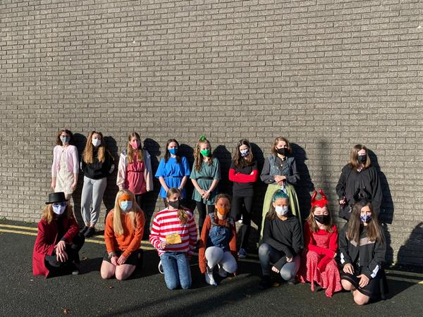 Halloween Fun Day in Ard Scoil na nDéise