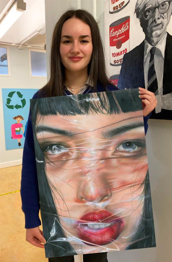 Great Success for Art Students in Ard Scoil na nDéise