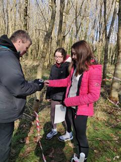 Transition Year Orienteering